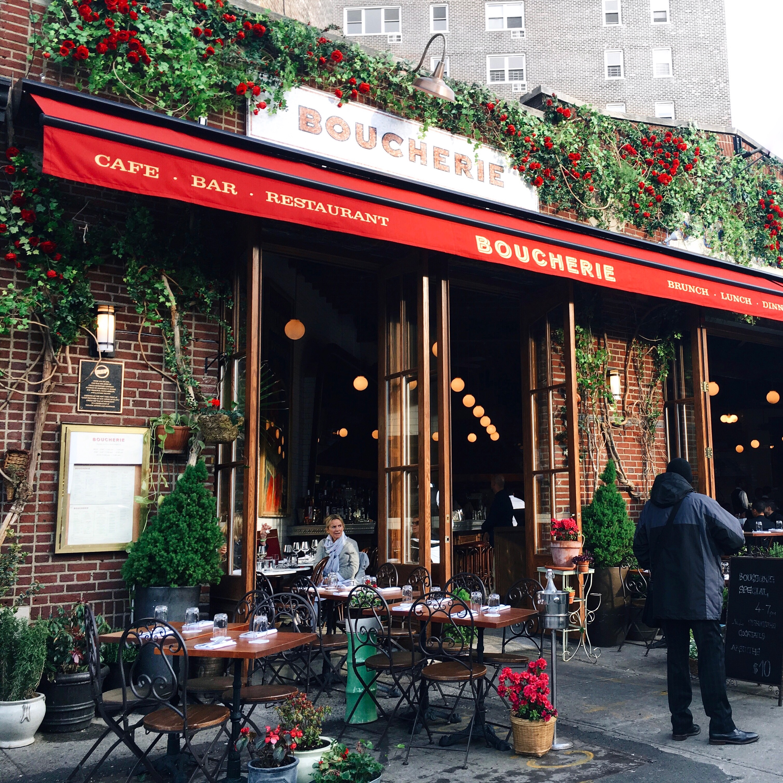 French Feels in Downtown NYC with Boucherie   |   Gypsy Eats