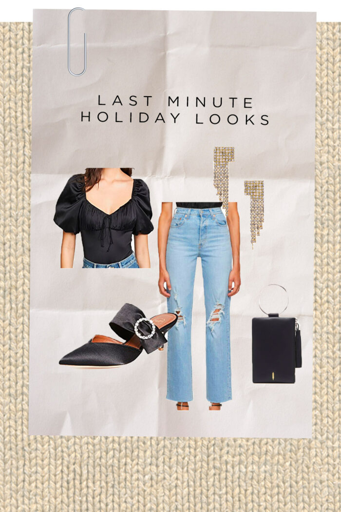 Last Minute Looks for the Holidays